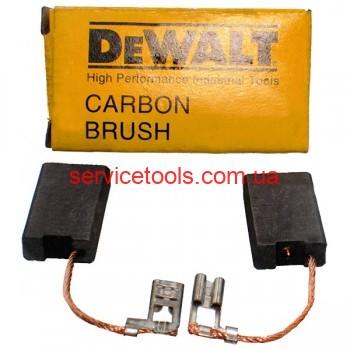 Щетки графитовые Dewalt 6х14х24 мм.провод контакт мама