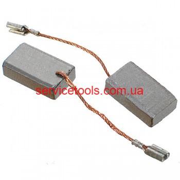 Щётки графитовые 5х10х17 выход провода с боку Фиолент
