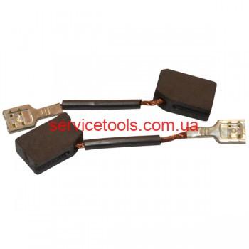 Щетки графитовые для болгарки Sturm AG9018E (6х11,5х17) провод контакт мама
