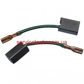 Щетки графитовые для болгарки Sturm AG9512V (6х9,2х15) провод контакт мама