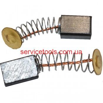 Щетки графитовые для болгарки Sturm AG9515B (7х11х15) пружина
