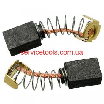 Щетки графитовые 6х10*13 пружина для миксера CROWN СТ10049