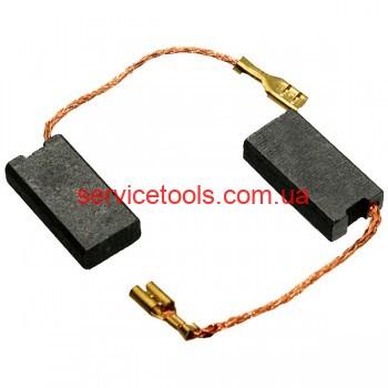 Щетки графитовые 6,3х13х26 пружина для отбойного молотка CROWN CT18095 BMC