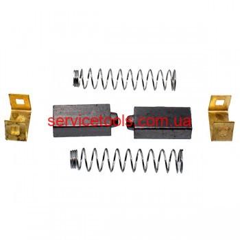 Щетки графитовые 5х8 пружина для перфораторов и дрелей Bosch