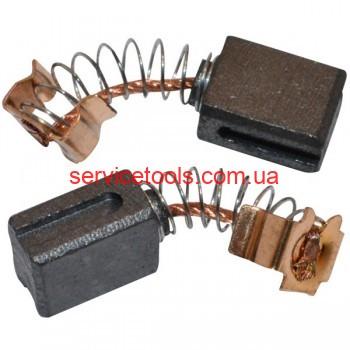Щетки графитовые для перфоратора Sturm RH2585 (6х9х12) пружина 2 паза ограничителя