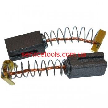 Щетки графитовые для полировальной машинки Sturm OS8160R (5х6х11) пружина 2 паза