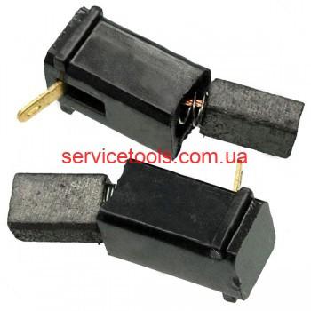Щетки графитовые 5х8 пружина с держателями CROWN СТ13395