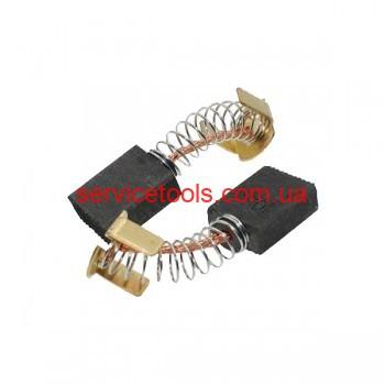 Щетки графитовые для пилы дисковой цыркулярной Bosch PTS 10 (6,5х13,5) Оригинал