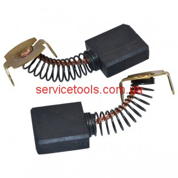 Щетки графитовые для молоток отбойный Hitachi H-65SB2 (7*17 мм. пружина)