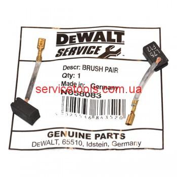 DEWALT перфоратор D-25123  угольные щетки