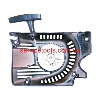 Стартер бензопила G4500-5200 (металлическая крышка)