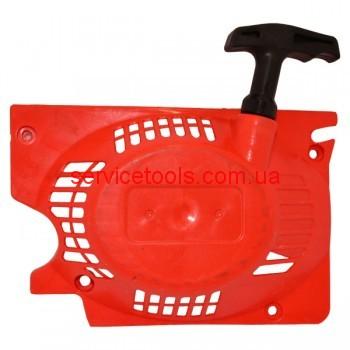 Стартер для бензопилы G4500 G5200 плавный пуск (4 зацепа)