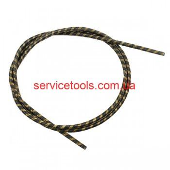 Трос приводной для мотокосы Stihl FS-44/55 d-6мм. квадрат L-1430 мм