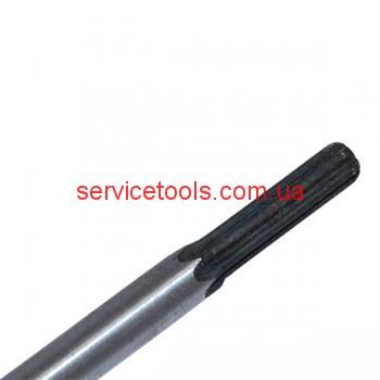 Вал привода на бензокосу 7 шлицов L 152 см d 7mm