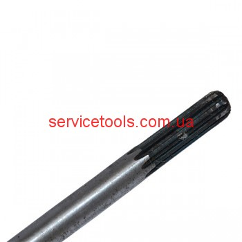 Вал привода на бензокосу 9 шлицов L 152 см d 8mm