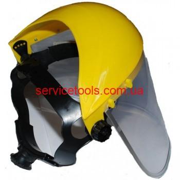 Маска (щиток) защитная для работы с мотокосой